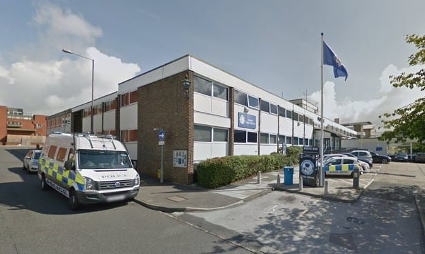 Harlow-Police-Station