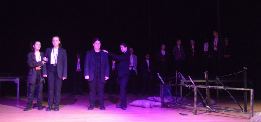 Burnt Mill and Epping St John's School students discovered Shakespeare can be fun when they put on a joint production.